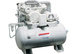 Champion Oil-free air compressor