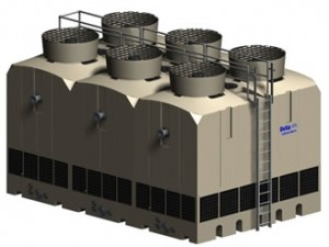 Cooling tower 6