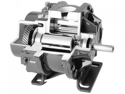 Rotary Lobe (PD) Blowers - Fluid Technology | Fluid Technology