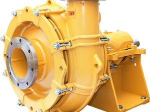Wilfley EMW Metal Heavy Duty Slurry Pump